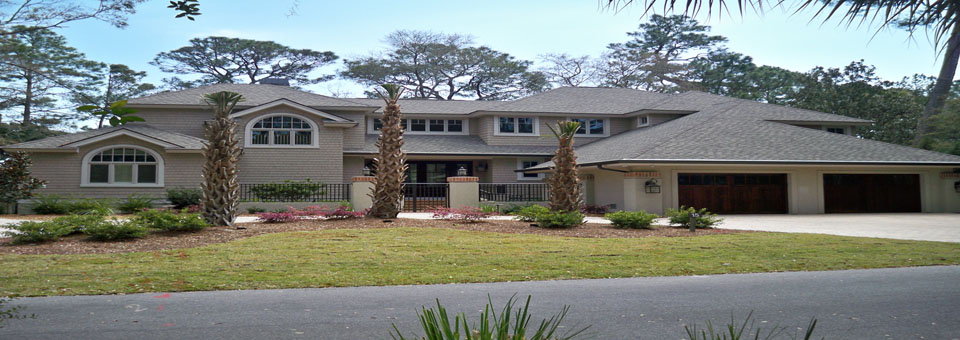 Home remodeled by Tropical Builders, Inc. located in Sea Pines Plantation Hilton Head Island Sc