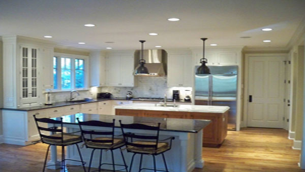 Kitchen Remodel with multiple islands