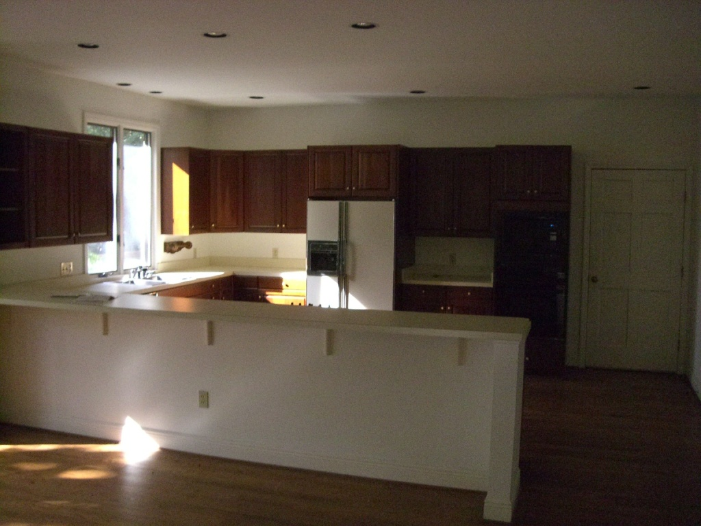 Sea Pines Kitchen Before Remodel