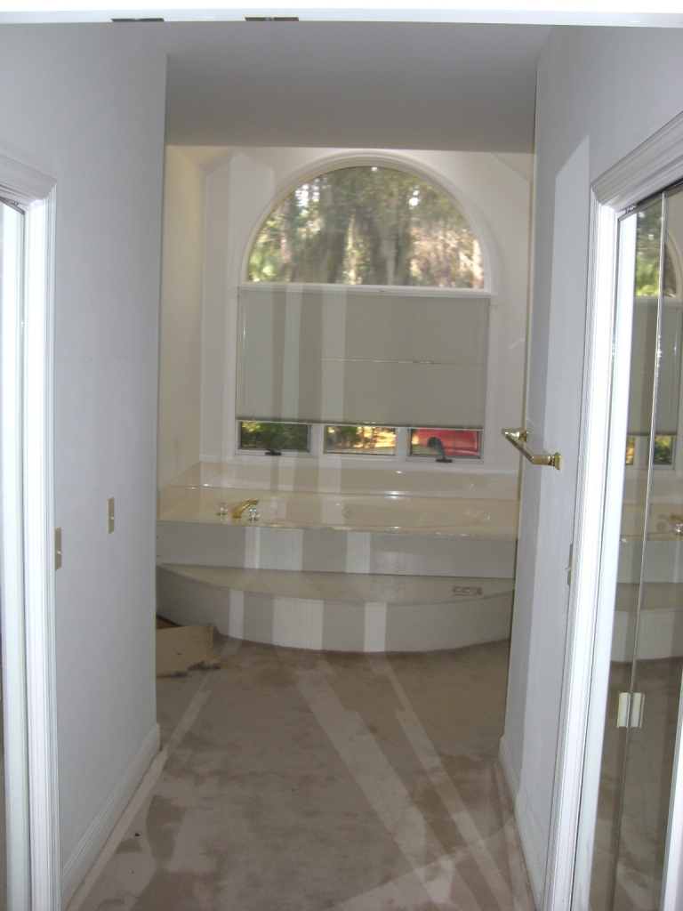 Sea Pines Master Bath Remodel Before